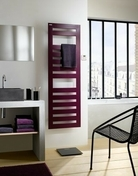 Sèche serviettes Kadrane spa 500 W couleur, largeur 500 mm, Acova. - Chauffage salle de bain - Salle de Bains & Sanitaire - GEDIMAT